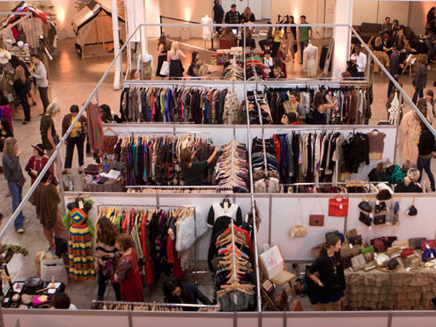 The best sample sales and in-store events