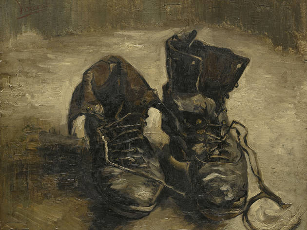 (Vincent van Gogh, 'Chaussures', septembre 1886 / © Van Gogh Museum, Amsterdam (Vincent van Gogh Foundation) / © ADAGP, Paris 2012)