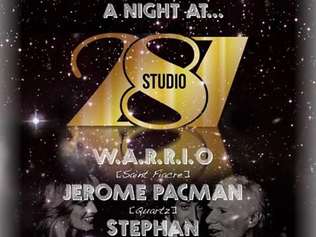 A Night At... Studio 287