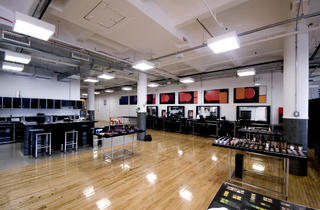Inglot New York Studio