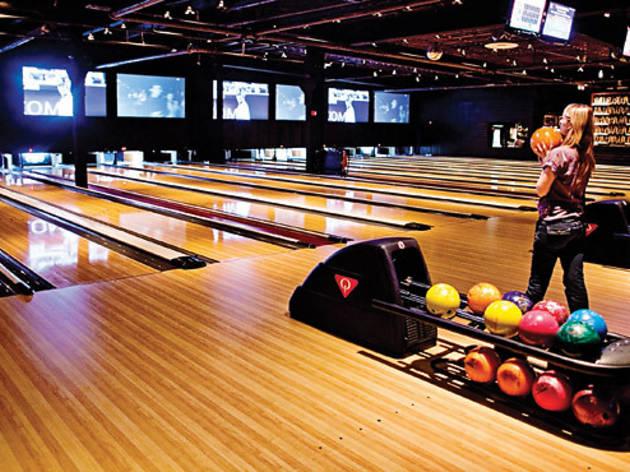 Sexy bowling nu #12