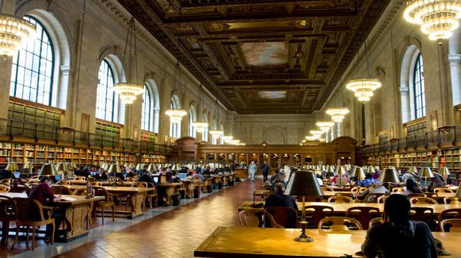 Public Library Workshop