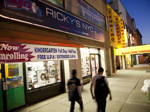 Ricky's Astoria