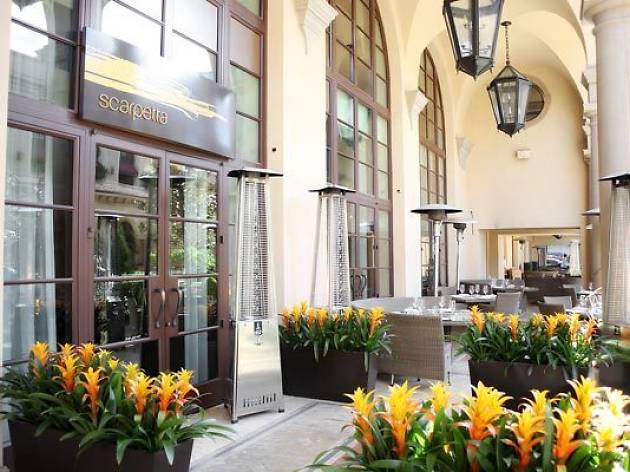 Mother's Day Brunch at Scarpetta