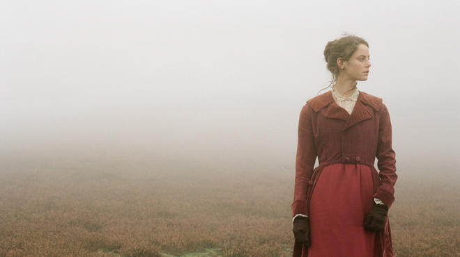 Kaya Scodelario in director Andrea's Arnold's version of Wuthering Heights
