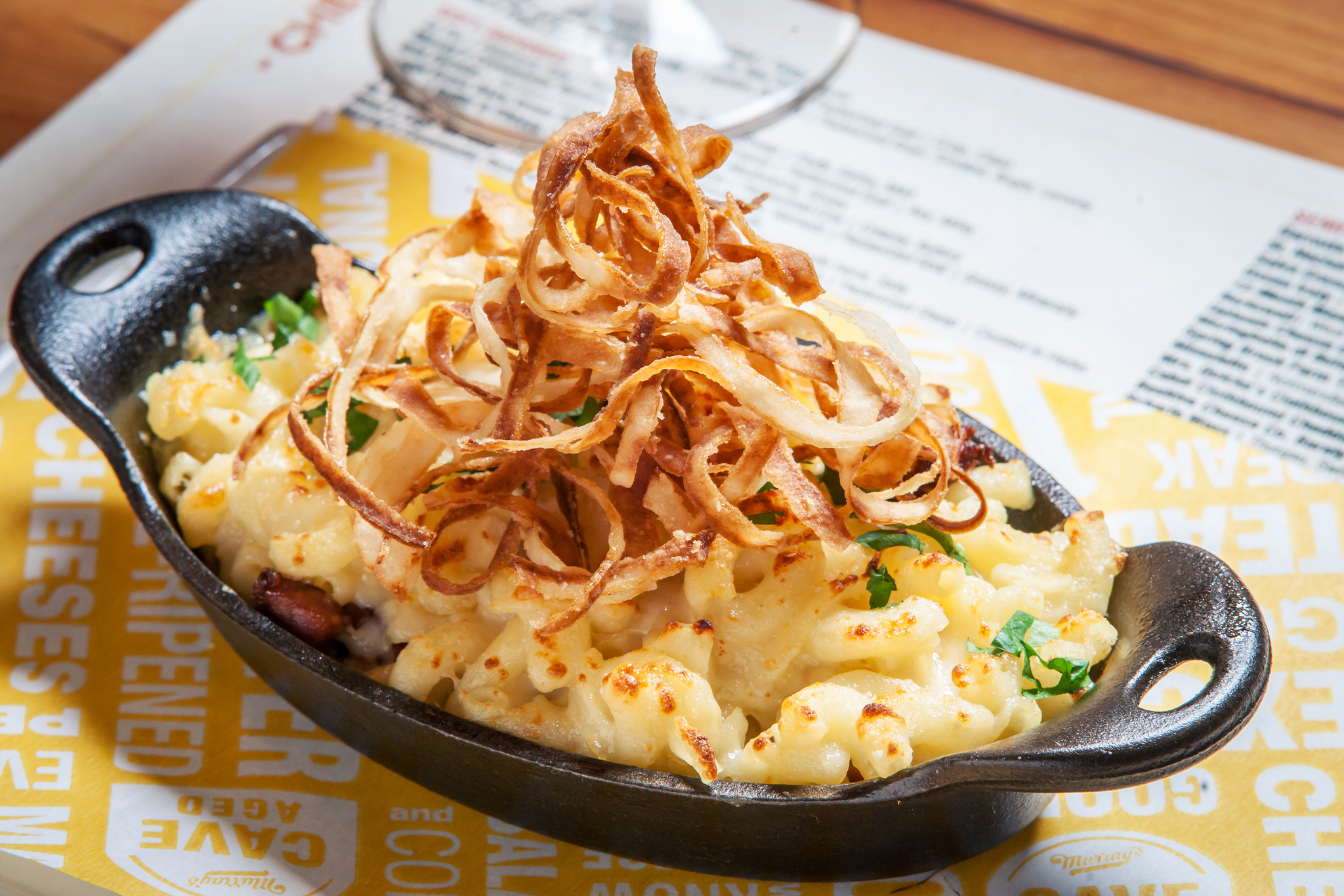 The best mac and cheese in NYC
