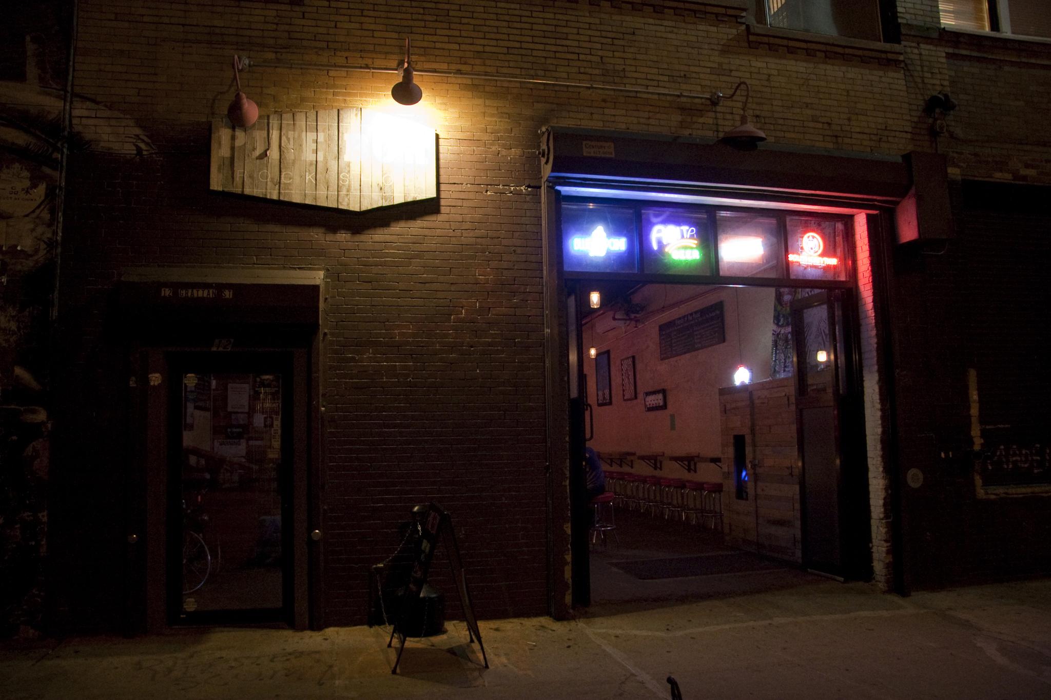 Pine Box Rock Shop