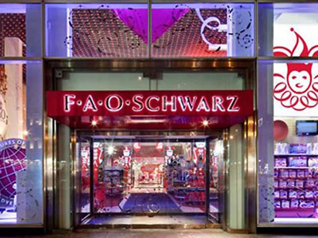 FAO Schwarz (CLOSED)