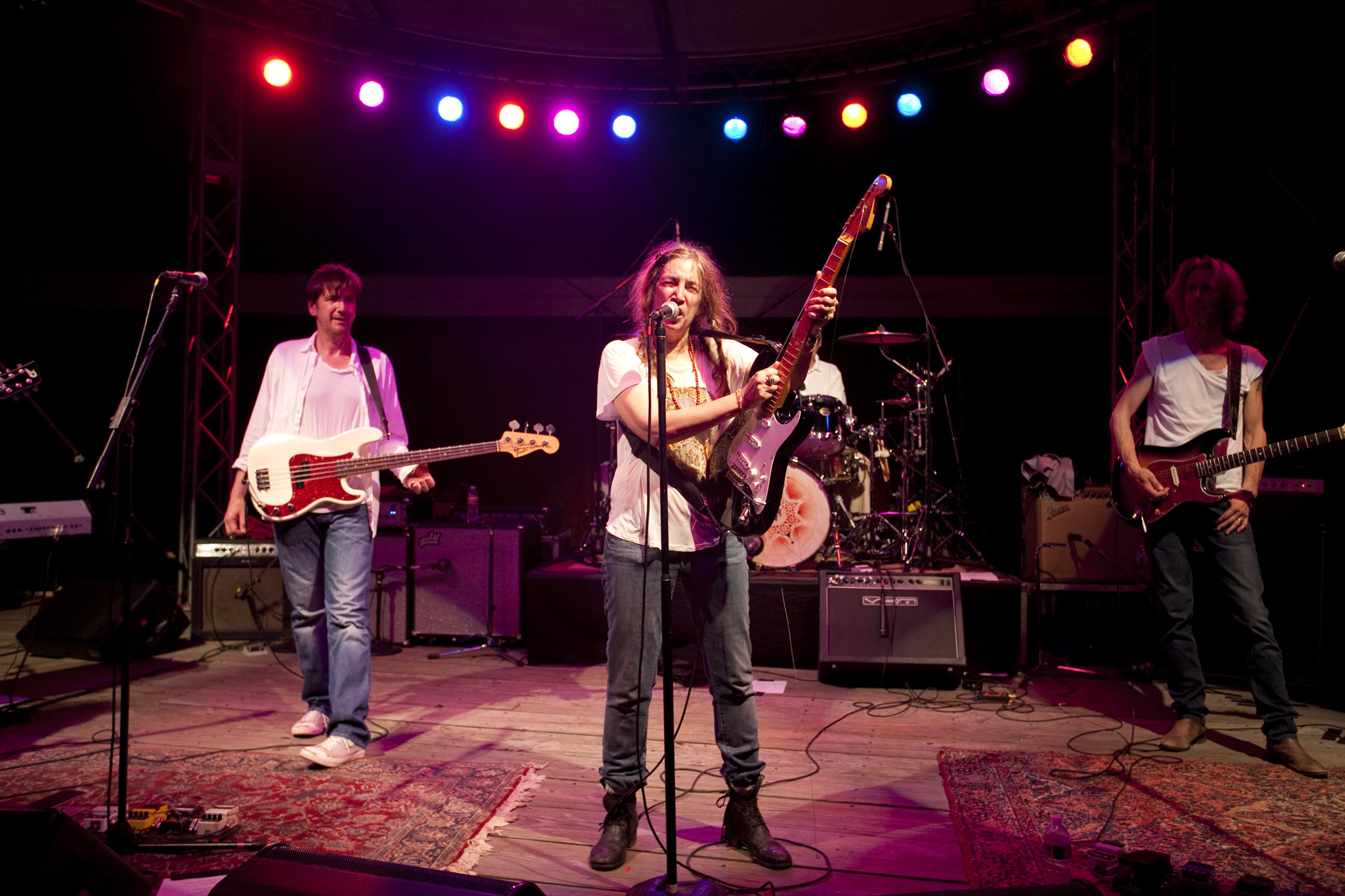 Patti Smith and Her Band + Jackson Smith + Jesse Paris Smith