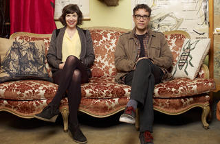A Conversation with Fred Armisen and Carrie Brownstein