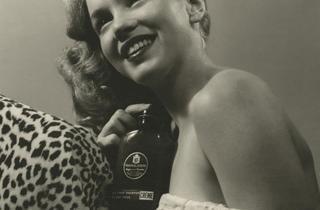 (Joseph Jasgur, 'Frank & Joseph'Advertising', Los Angeles, 1945 / Courtesy de la galerie de l'Instant)