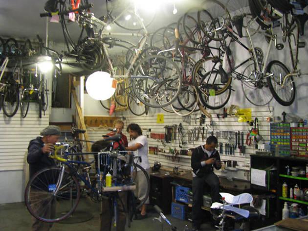 Bike Oven
