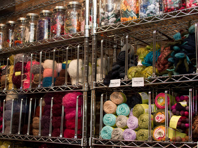 New York City Yarn Crawl