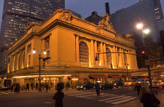 Grand Central Terminal Holiday Fair