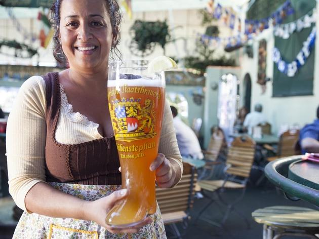Grab a pint at a top L.A. biergarten