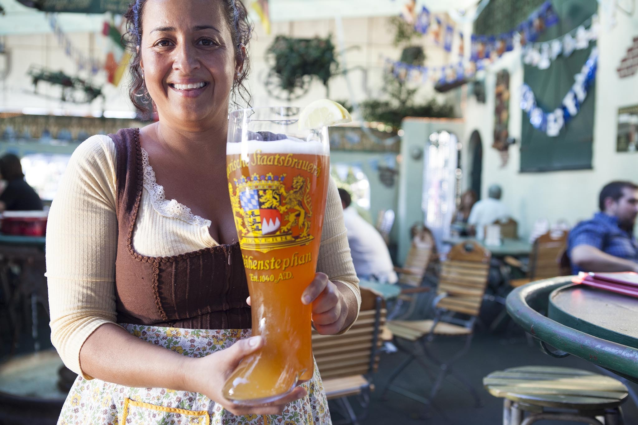 Grab a pint at a top LA biergarten