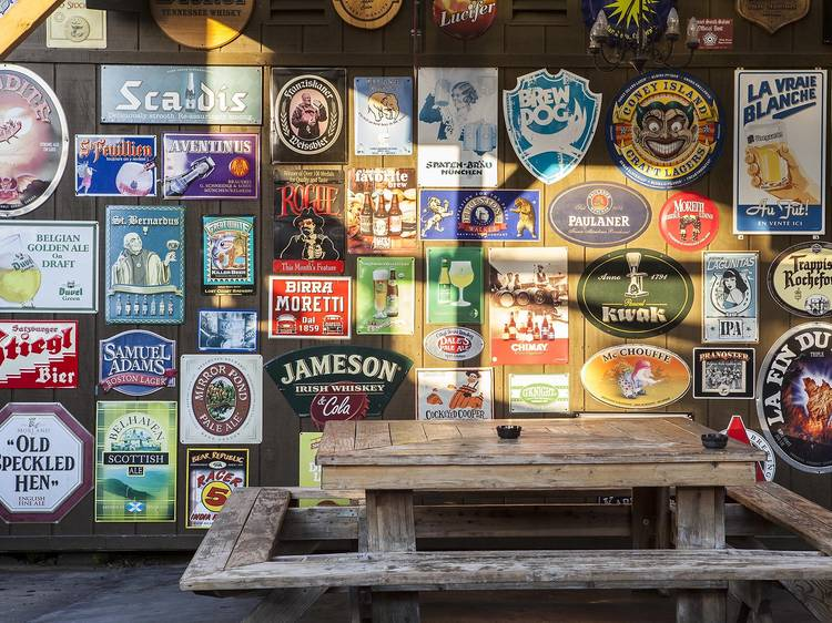 The best beer gardens in L.A.