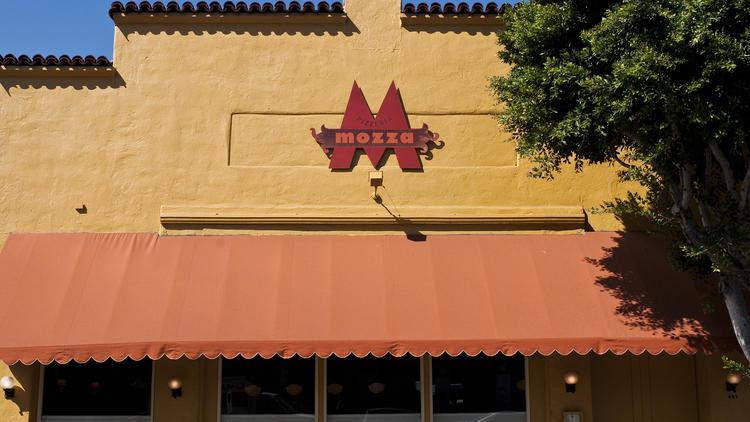 Mozza Los Angeles