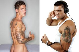 (Photograph (left): Cockyboys)