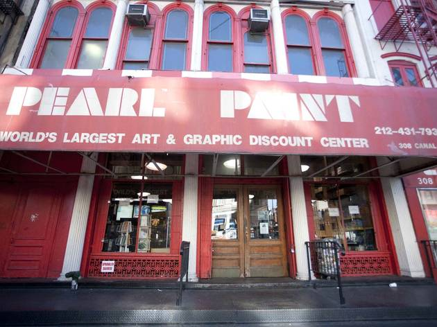 Pearl Paint (CLOSED)