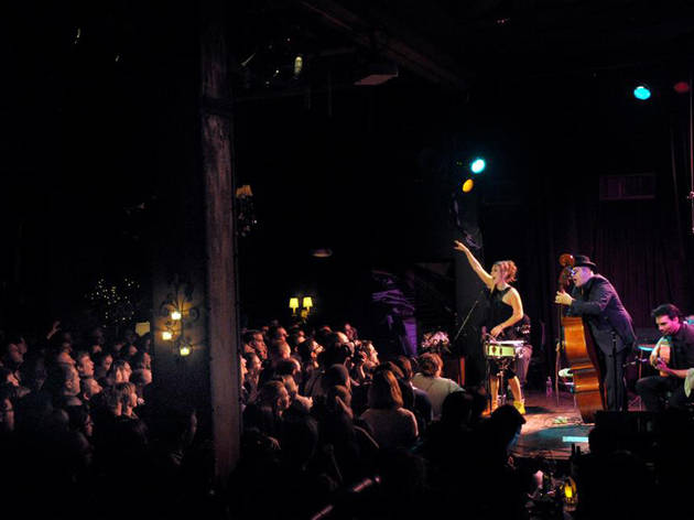 The best Mardi Gras concerts in NYC