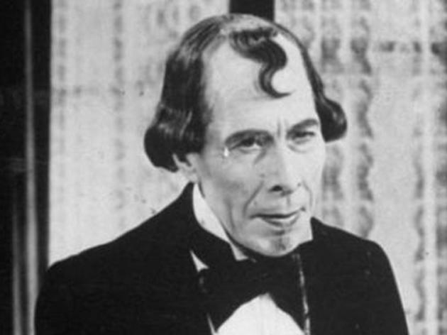 George Arliss, Best Actor, 1930, Disraeli