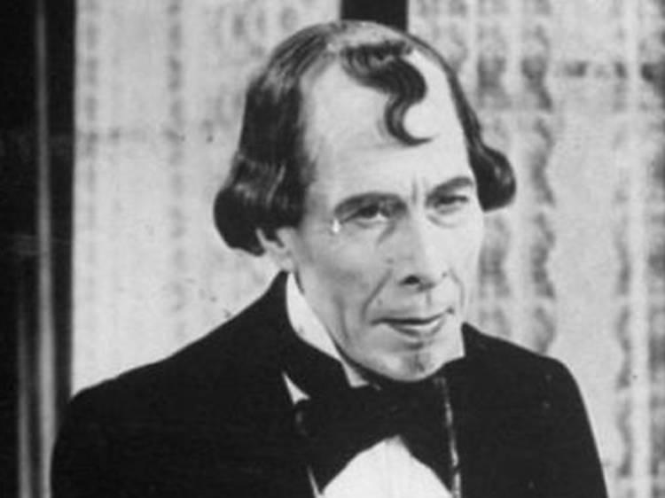 George Arliss, Best Actor, 1930, Disraeli