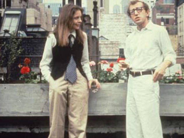 Oscar winners: Diane Keaton, Best Actress, 1978, Annie Hall