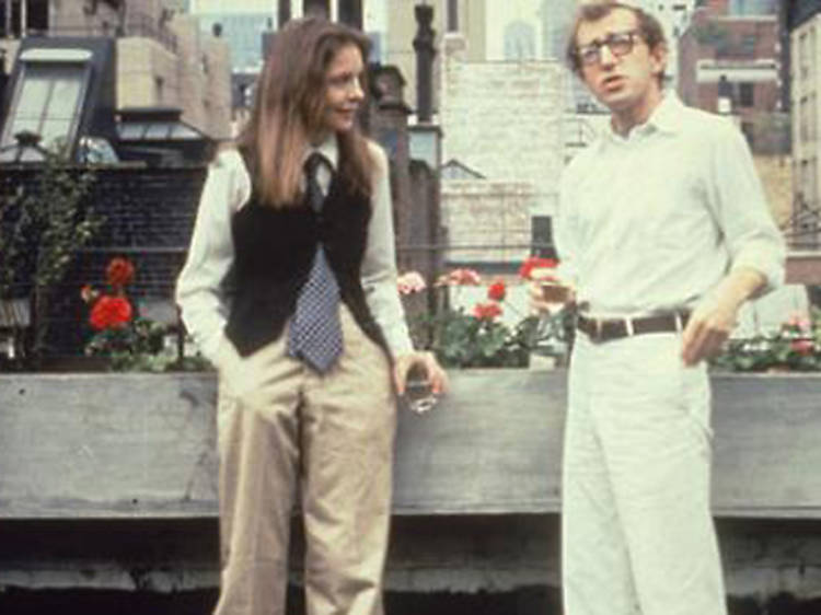 Diane Keaton, Best Actress, 1978, Annie Hall