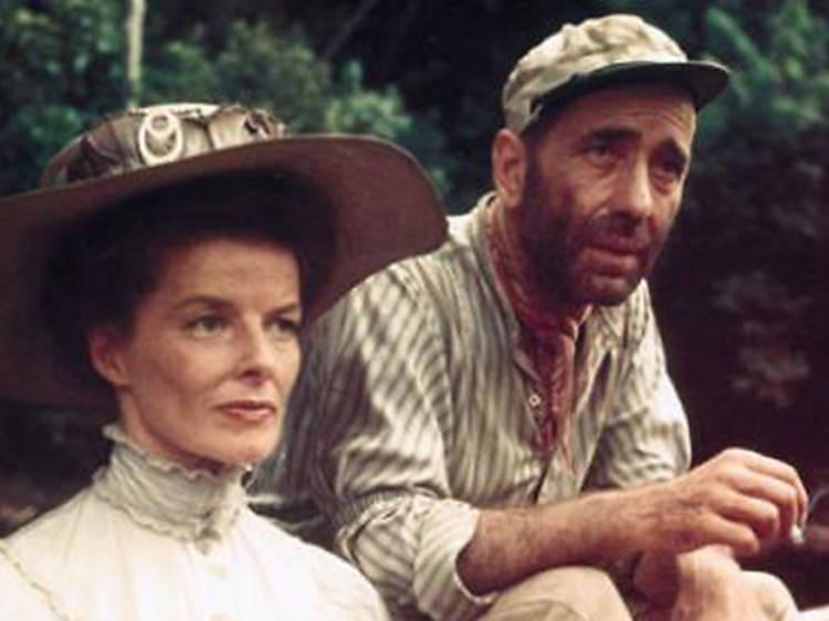 Humphrey Bogart, Best Actor, 1952, The African Queen