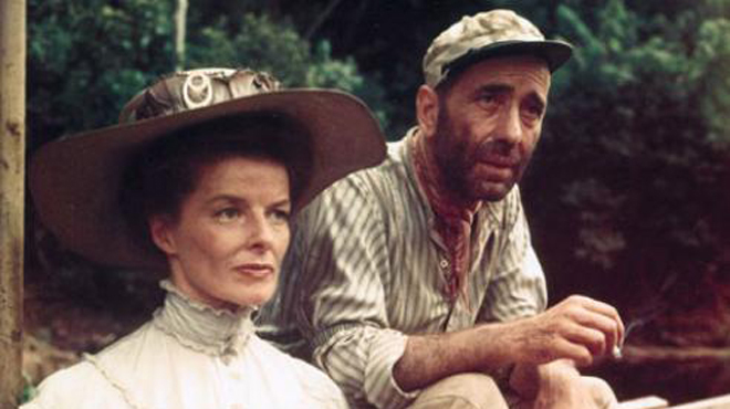 Oscar winners: Humphrey Bogart, Best Actor, 1952, The African Queen