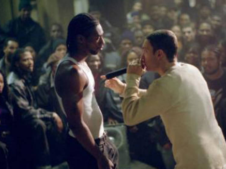 """""""Lose Yourself,"""" Best Song, 2003, 8 Mile"""
