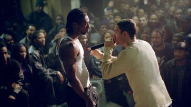 """Lose Yourself,"" Best Song, 2003, 8 Mile"