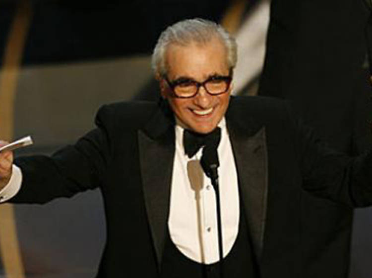 Martin Scorsese, Best Director, 2007, The Departed