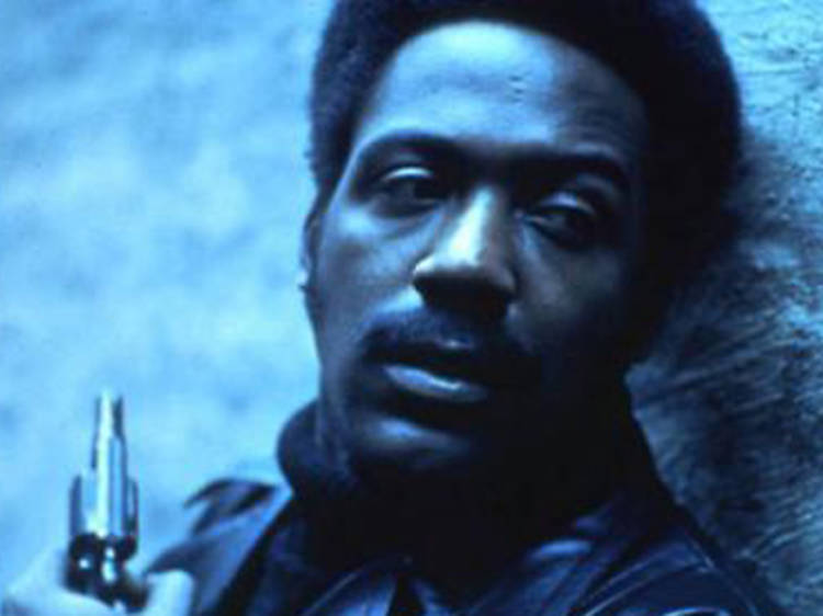 """""""Theme from Shaft,"""" Best Song, 1972, Shaft"""