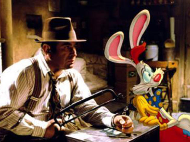 Who Framed Roger Rabbit, Best Visual Effects, 1989