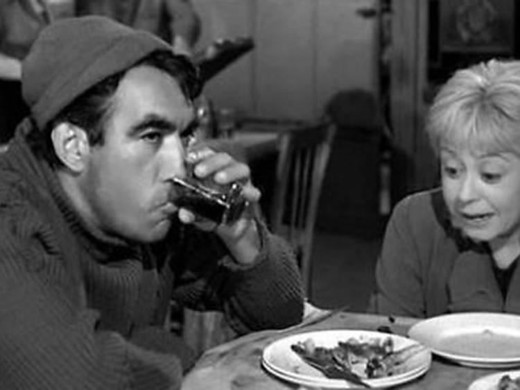 La Strada, Best Foreign Language Film, 1957