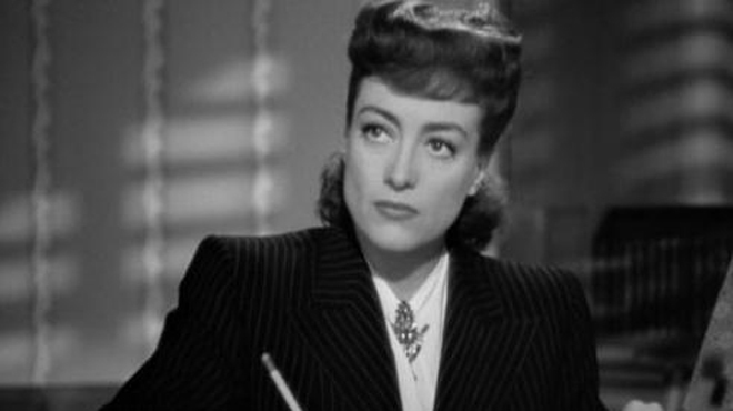 Oscar winners: Joan Crawford, Best Actress, 1946, Mildred Pierce