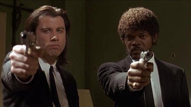 Oscar winners: Pulp Fiction, Best Original Screenplay, 1995