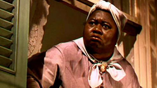 Hattie McDaniel, Best Supporting Actress, 1940, Gone with the Wind