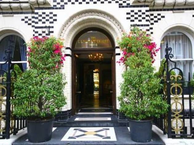 100 best hotels in London: Grange Langham Court Hotel