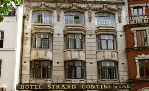 Hotel Strand Continental