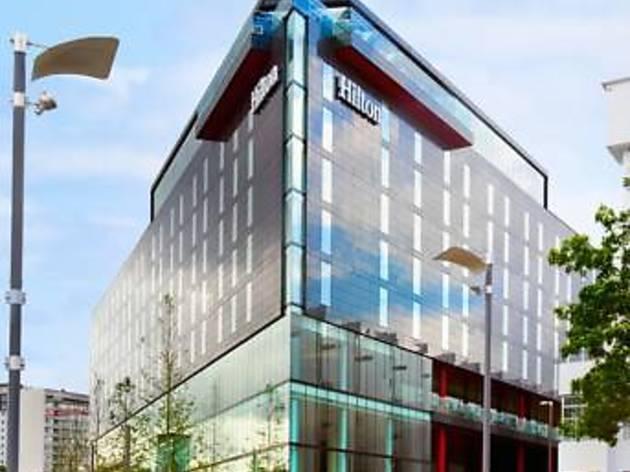 The Association Restaurant (Hilton Hotel in Wembley)