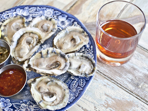 The best spots for oyster happy hour in NYC