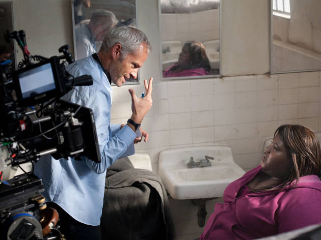 Martin McDonagh directs Gabourey Sidibe in Seven Psychopaths