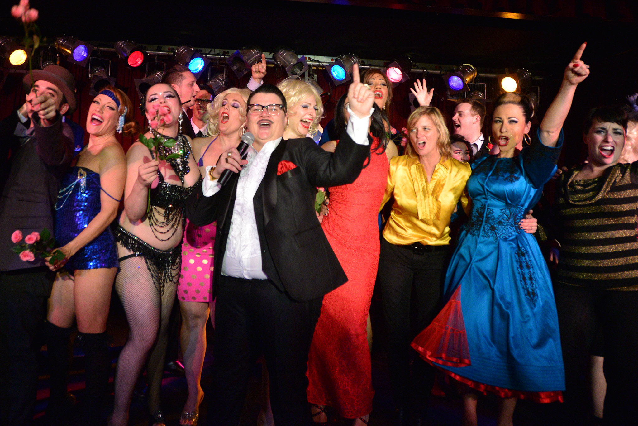 Photos: New York Burlesque Festival: The Saturday Spectacular (2012)