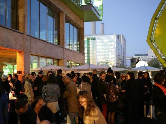 Bar Wanderlust - Cité de la mode et du design