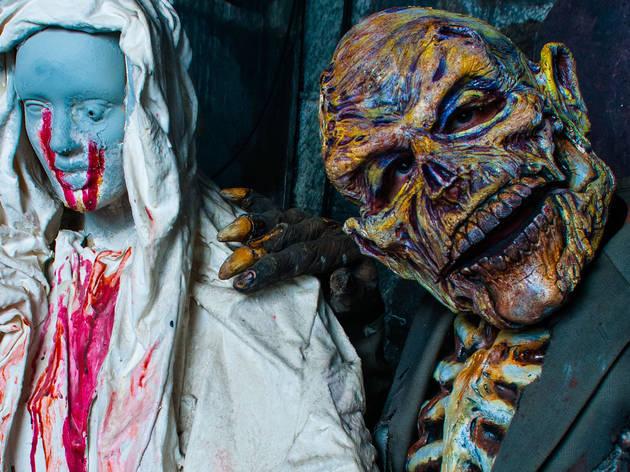 Bronx Haunted Warehouse