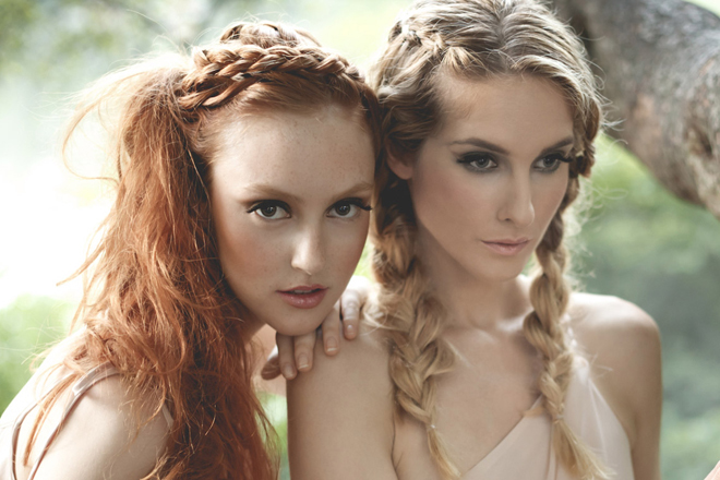 John Barrett Salon: The Braid Bar hair styling