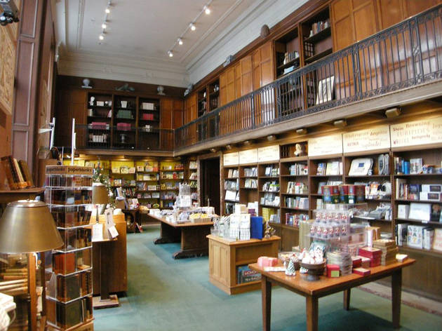 The Library Shop at the New York Public Library